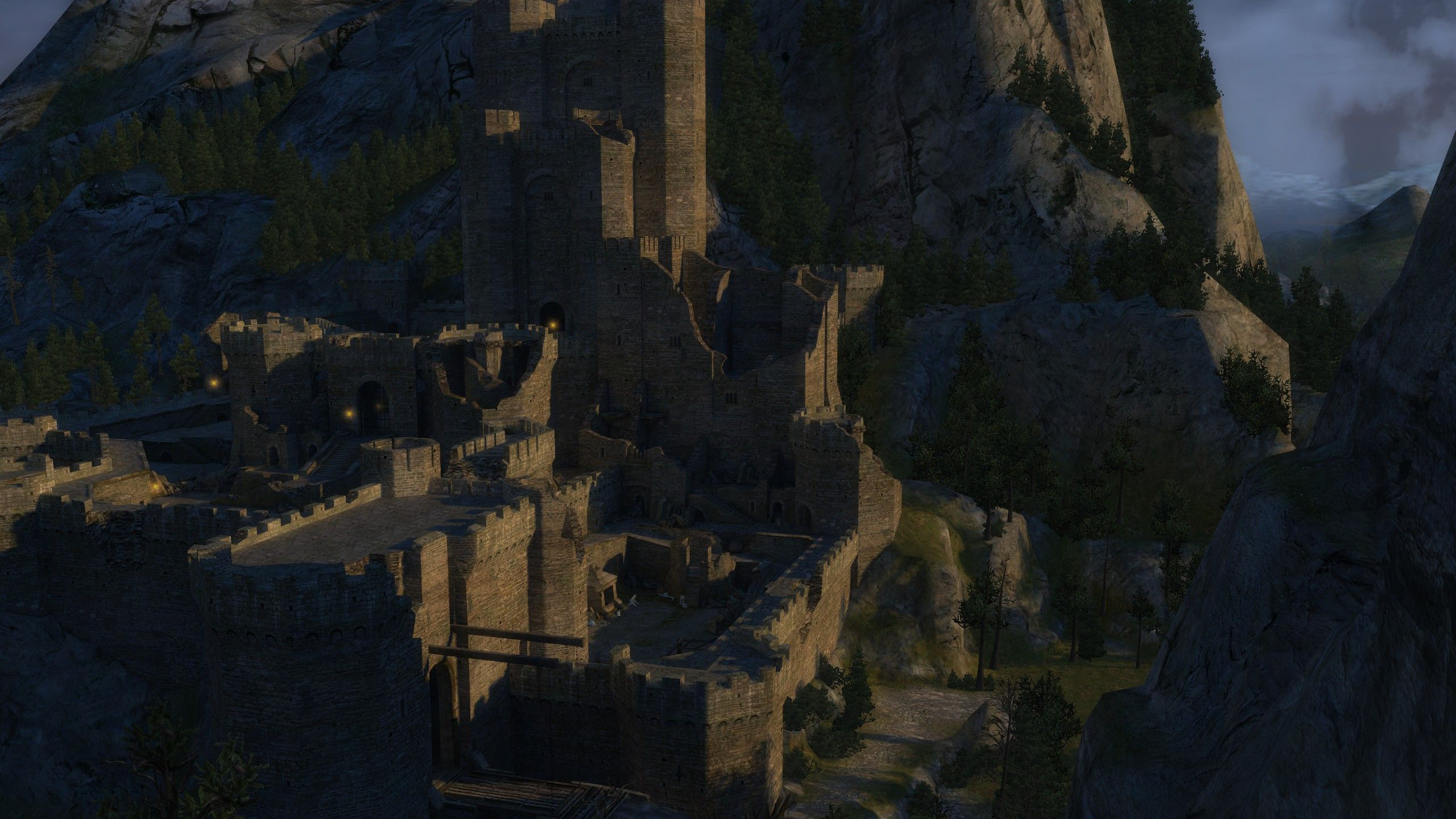 10 years later vanilla Kaer Morhen looks pretty damn good! #TheWitcher3 #PS4 #WILDHUNT #PS4share #games #gaming #TheWitcher #TheWitcher3WildHunt
