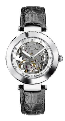 PIERRE LANNIER WATCHES Mod. AUTOMATIC 303D693 - MOVEMENT  MIYOTA - CASE  STAINLESS  STEEL bb83ab92a82