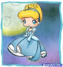 Chibi Cinderella ^-^