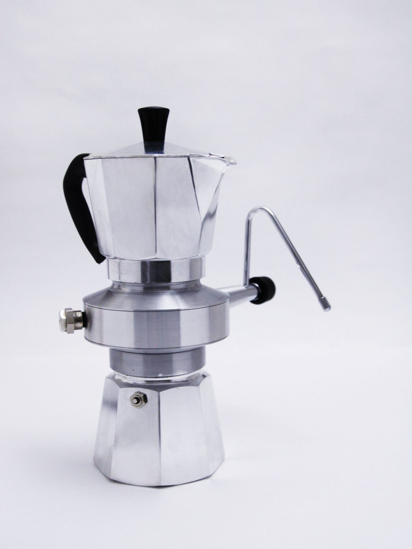 Milk Brother Moka Frother With