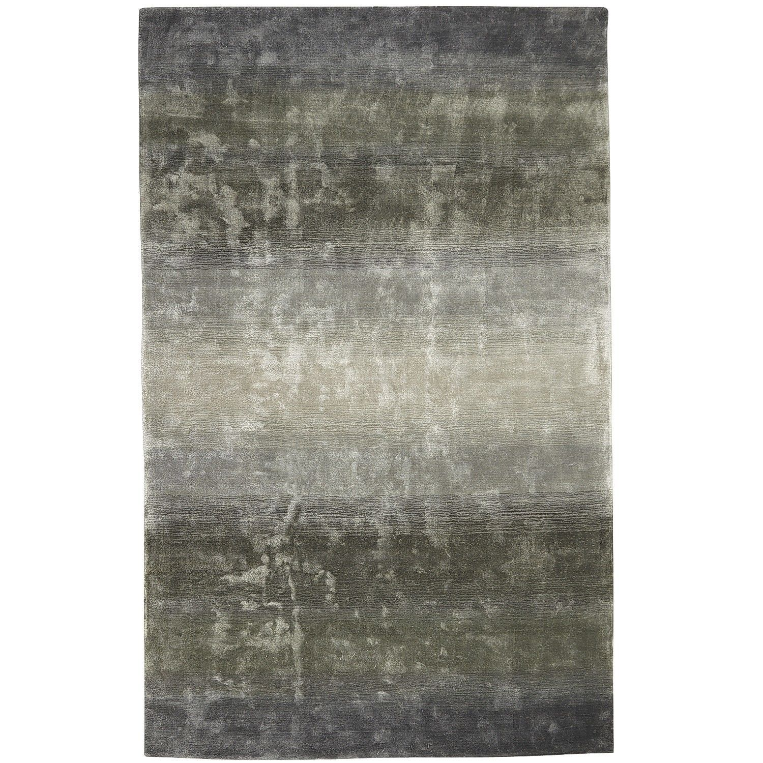 Luxe Ombre Silver Rug Can Frandisco Rugs Round Rugs
