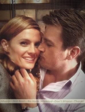 Stana Katic And Nathan Fillion Season 6