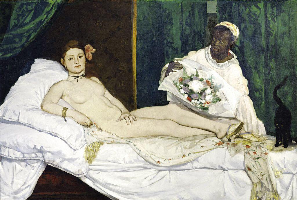 Édouard Manet: Olympia | Erwachsenenpuzzle | Puzzles | Shop | Édouard Manet: Olympia