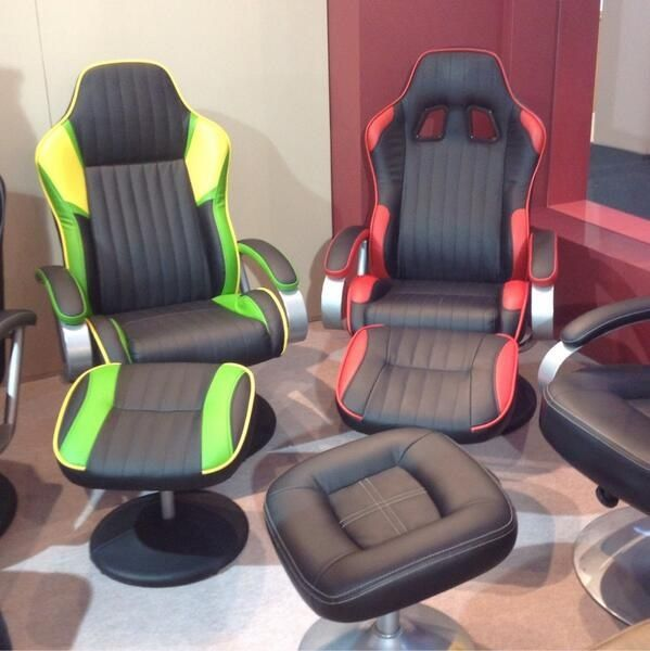Attractive Gaming Chairs From TCS At #interiorsuk
