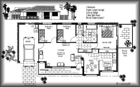 Australian House Plans House Plans Suitable For Owner