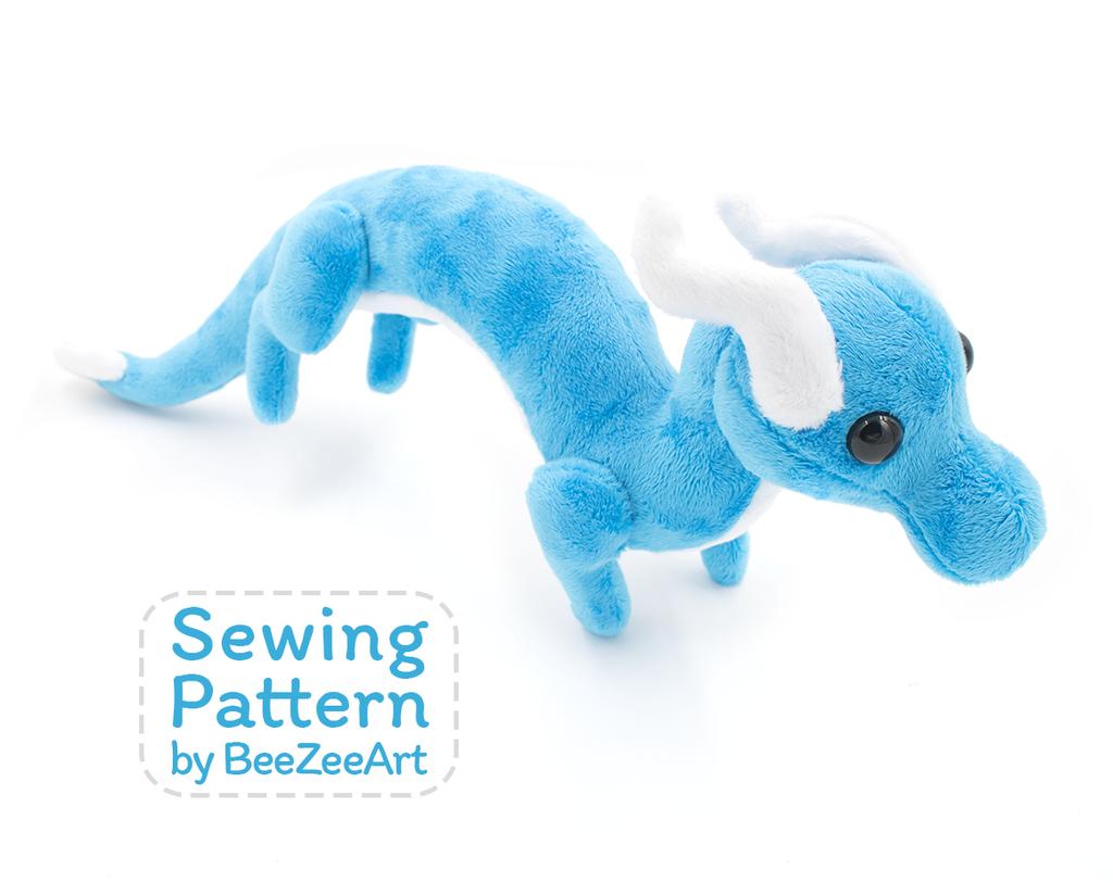 Shoulder dragon plush sewing pattern stuffed animal pattern pdf shoulder dragon plush sewing pattern stuffed animal pattern pdf file digital download jeuxipadfo Choice Image