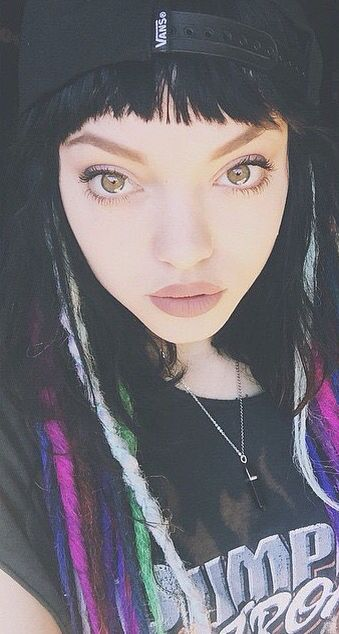 Rena Lovelis from Hey Violet