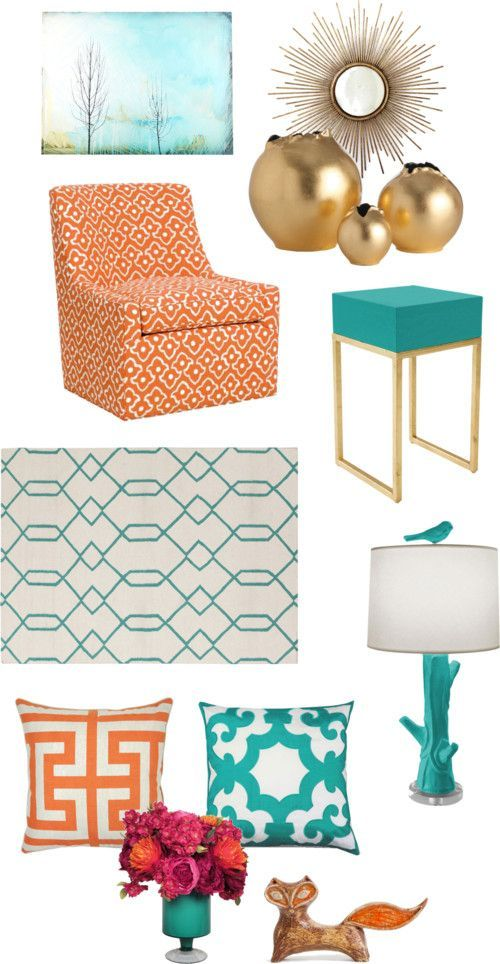 Tangerine Living Room Decor: 10 Elegant And Warming Cheap Table Lamps For Living Room