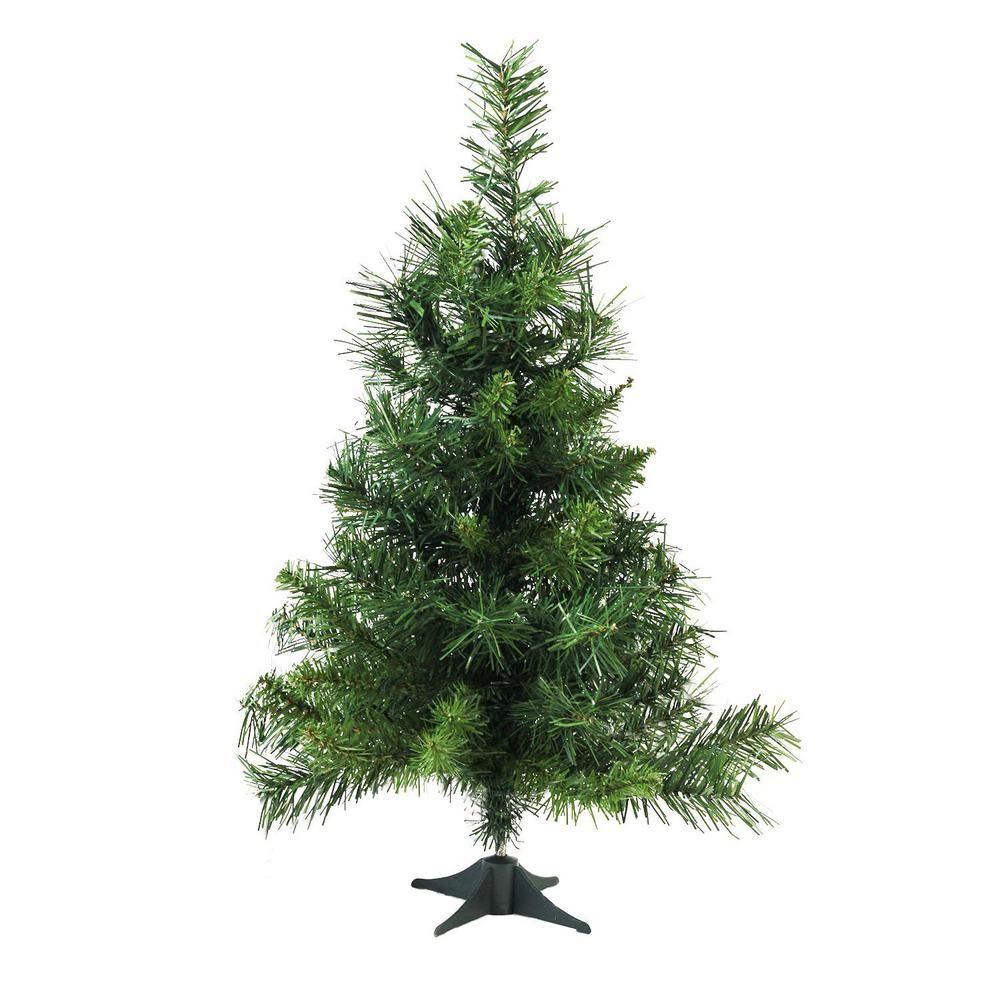 Northlight 2 ft. x 14 in. Royal Pine Medium Artificial ...