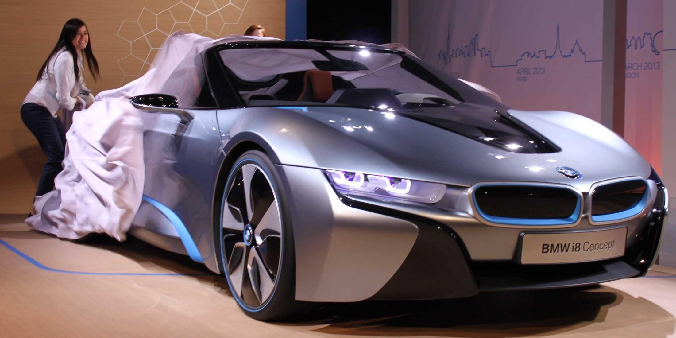 BMW i8 electric Electric car concept, Bmw, Bmw i8