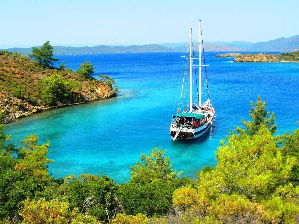 #Yoga #yacht #Cruise to #Turkey