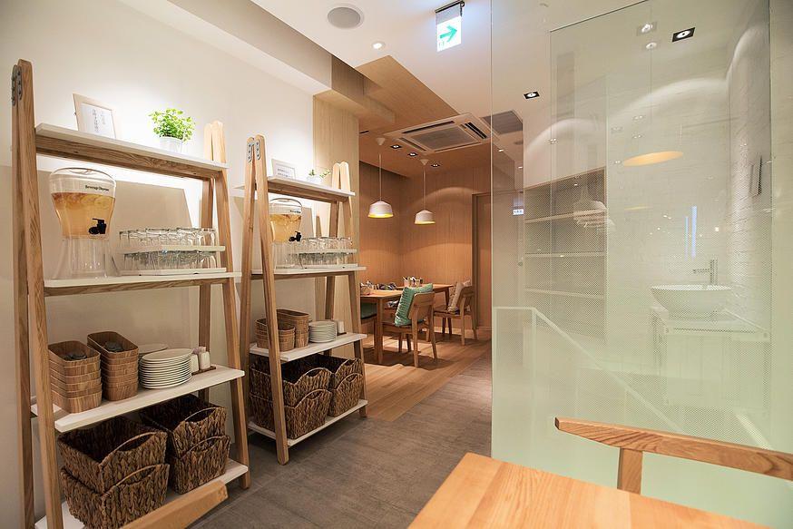 文儀設計 | 吉野家形象概念店 | Restaurant interior design, Retail design, Design