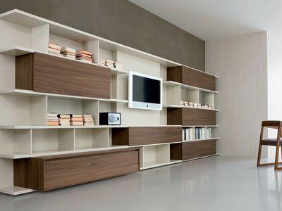 Un Systeme De Salle De Sejour De L Horizontale Cotes Alterno A117 Mobilier De Salon Meuble Sejour Meuble De Style