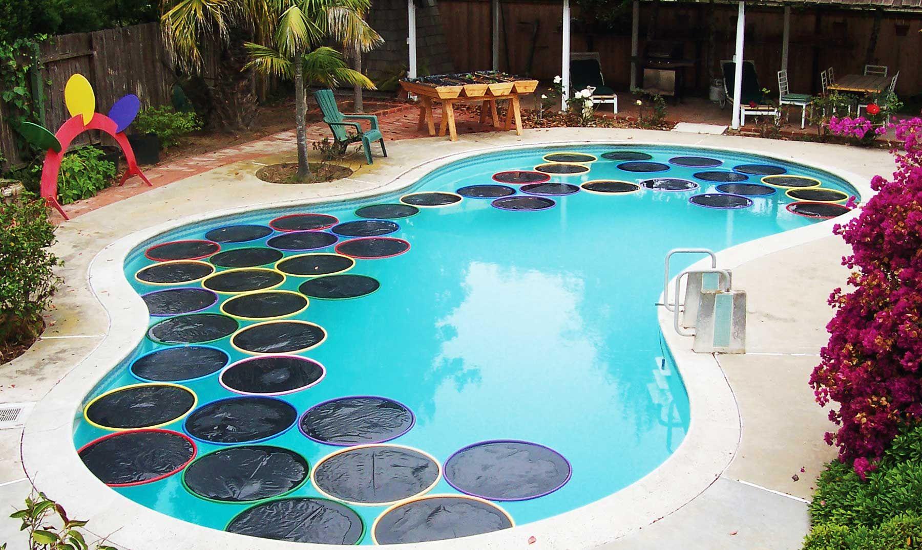 Pin de trirene frias en manualidades y reciclaje for Drenaje de piscina