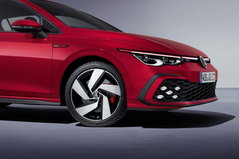 2021 Vw Golf Gti Mk8 Is Here With 242 Hp And So Are The Gte And Gtd Carscoops Volkswagen Golf Gti Gti