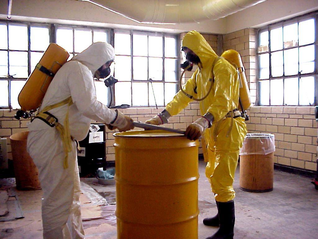 Hazardous Waste Disposal Hazardous waste, Waste disposal