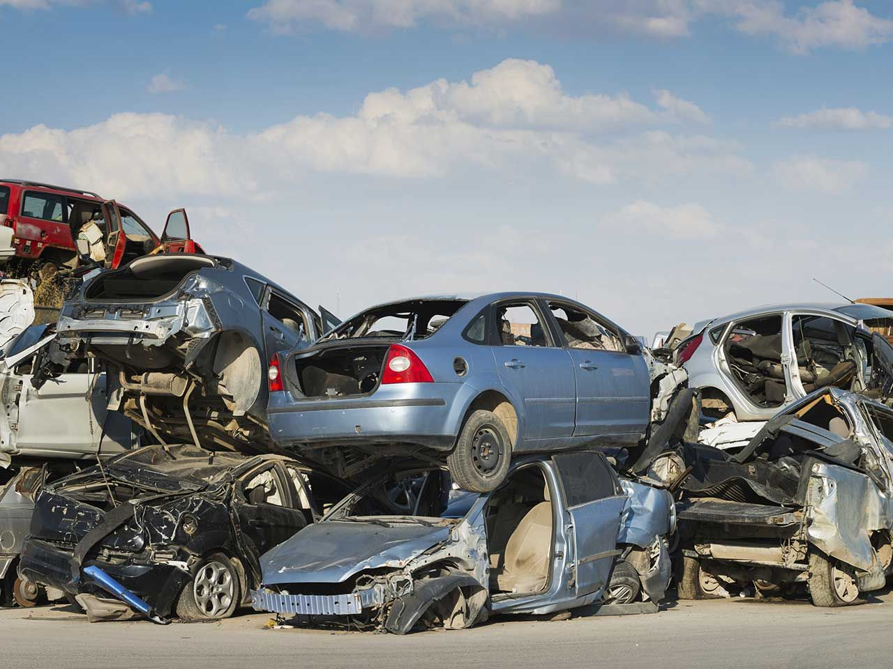 Eight steps to safely scrap your car in 2020 Car, Scrap