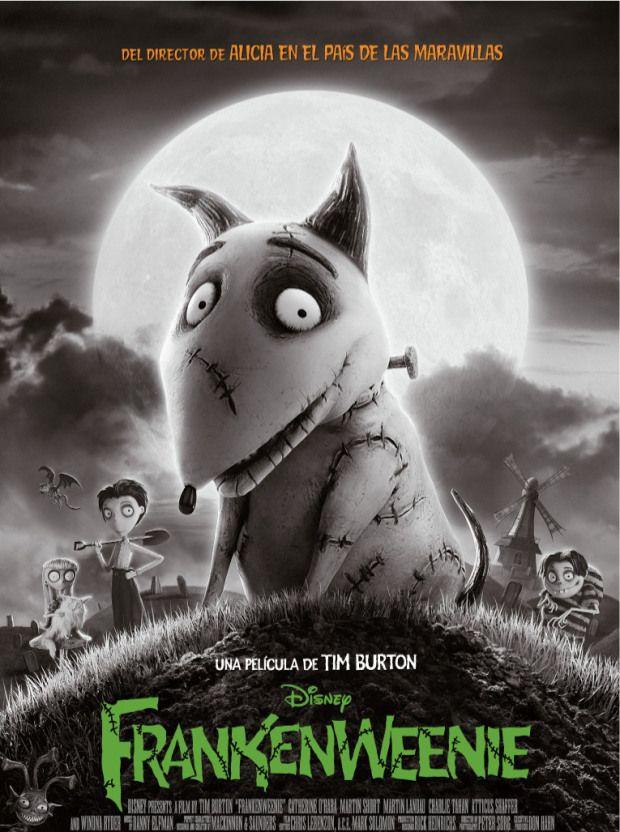 30 Películas Para Ver En Halloween Con Niños Peliculas De Terror Cine De Animacion Tim Burton Películas