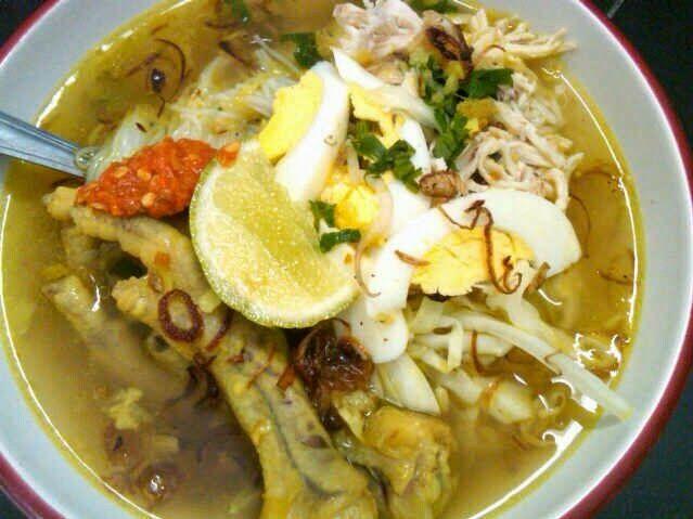 Resep Dan Cara Membuat Soto Ceker Sambal Kemiri Resep Makanan Masakan
