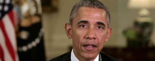 President Barack Obama. (White House video)