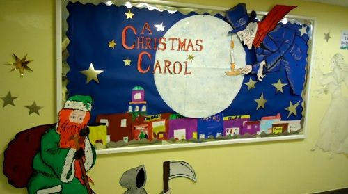 A Christmas Carol Classroom Display Google Search