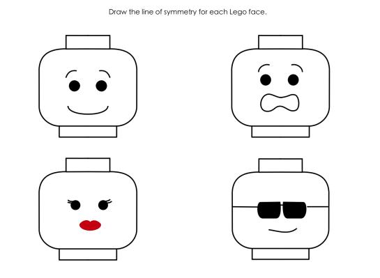 Printable Lego Man Template Print   Sjablonen, Lego