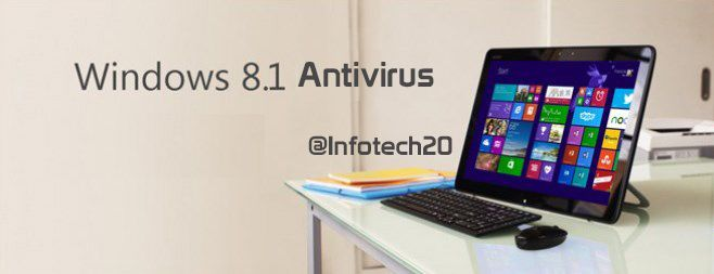 top 5 antivirus for windows 8