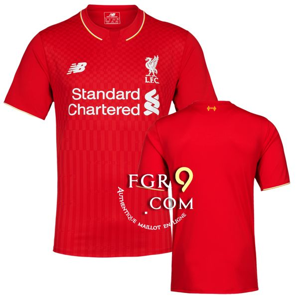 Maillot entrainement Liverpool online