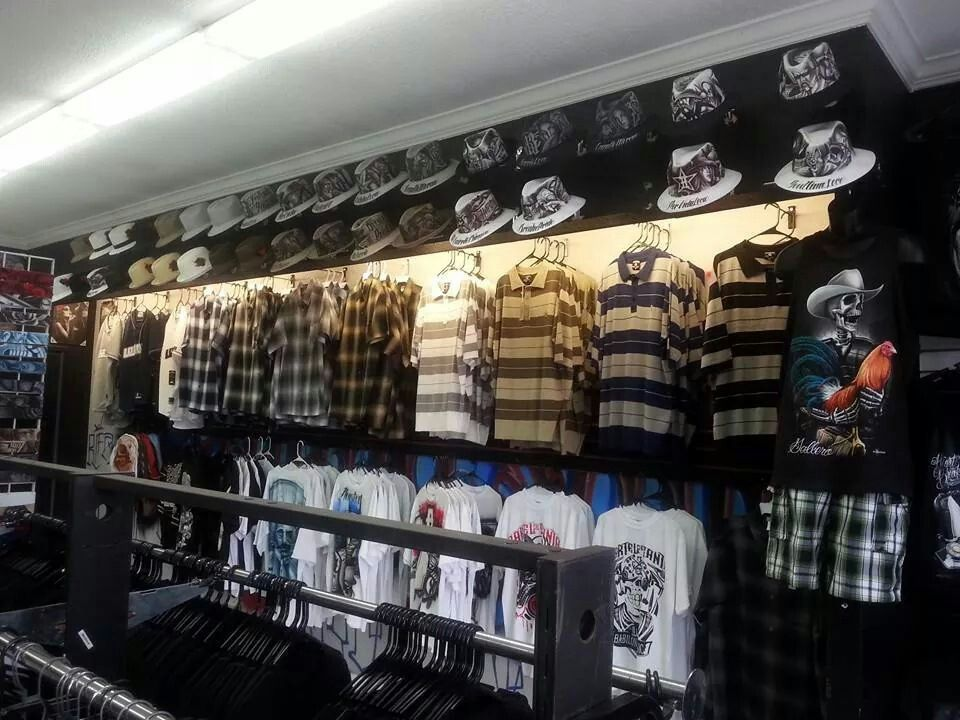Are Cholo clothing stores ideal