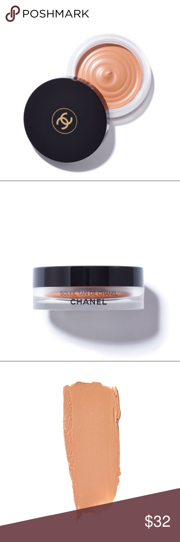 CHANEL Soleil Tan De Chanel Bronzing Makeup Base Used a