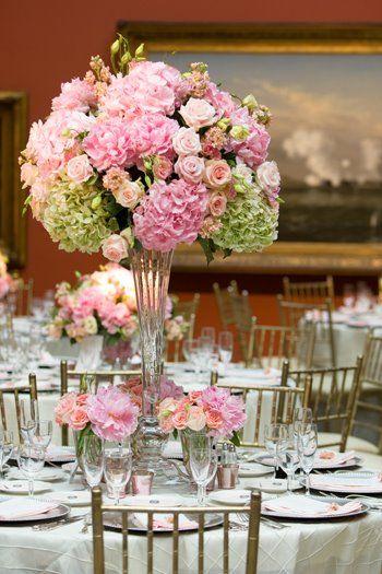Show me your centerpieces floral centerpiece