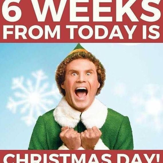 Pin by Tonya Green on Christmas in 2020 | Buddy the elf, 4 months