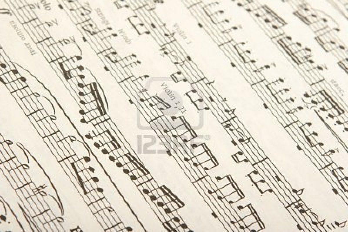 classical sheet music piano
