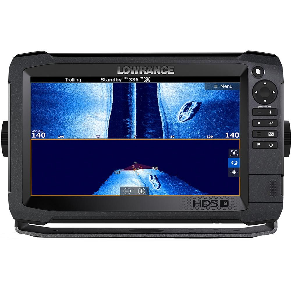 Lowrance HDS9 Carbon MFD with Cmap Insight No Transducer