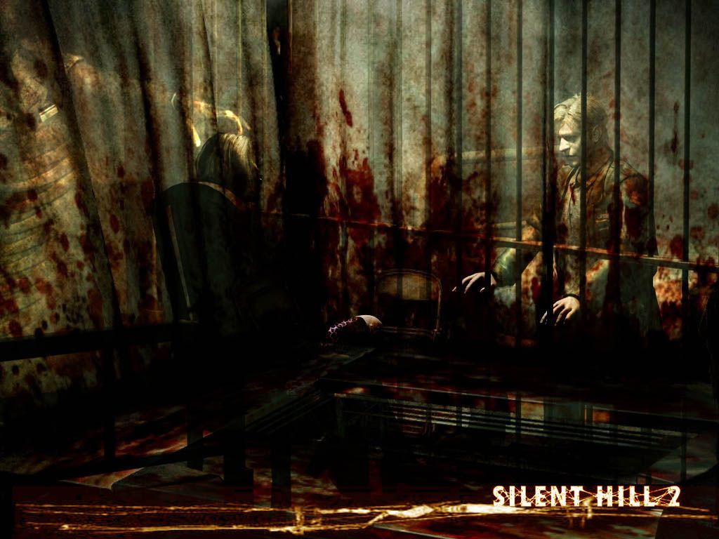 My Free Wallpapers Games Wallpaper Silent Hill 2 Silent Hill Silent Hill 2 Silent Hill Revelation