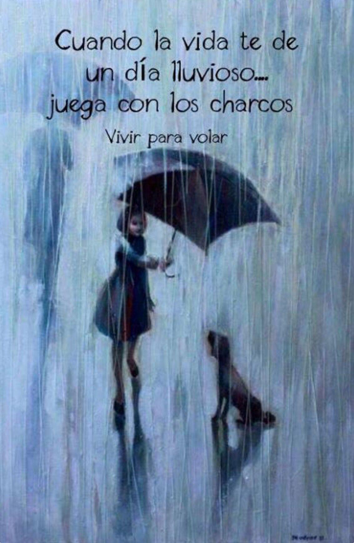 Día lluvioso   memorables   Pinterest   Dias lluviosos, Lluvioso y ...