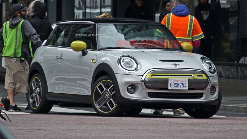 2020 Mini Cooper S E Reveal Date Announced For The Mini Ev Mini