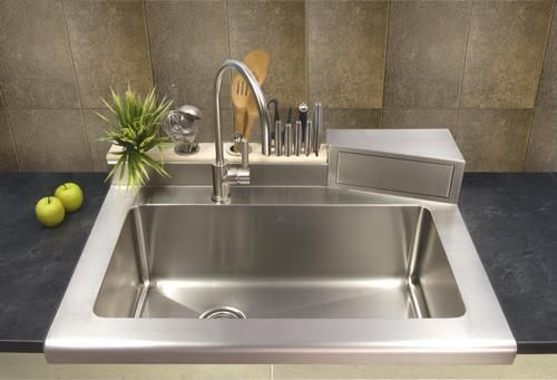 aluminium kitchen sink – Selecting the Best Kitchen Sink for Your ...