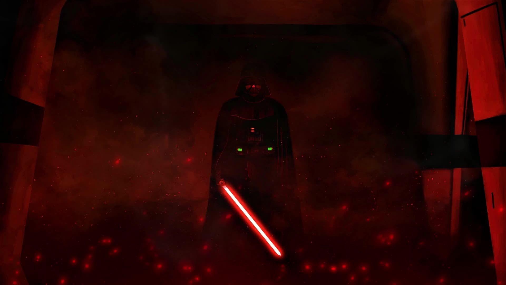 Pin By Sushant Thakur On Wall Star Wars Darth Star Wars Darth Vader Free Animated Wallpaper