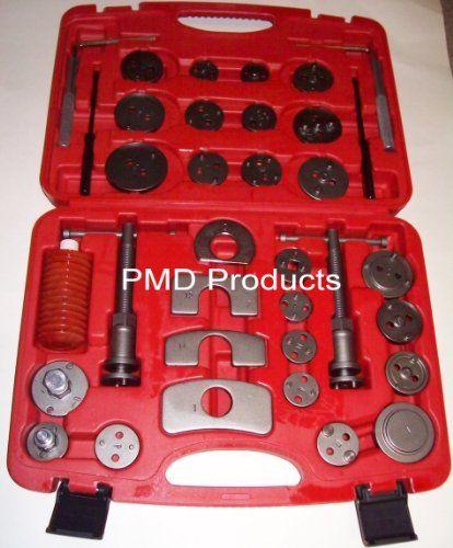 Disc Brake Caliper Piston Compressor Windback Wind Back Pad Tool