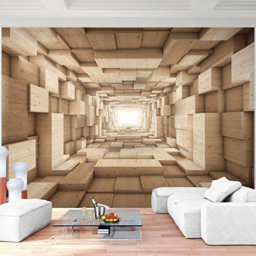 murando - Fototapete 350x245 cm - Vlies Tapete - Moderne Wanddeko - moderne tapeten fr schlafzimmer