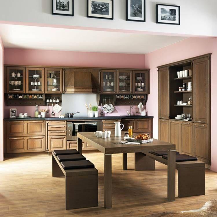 modeles cuisine photo avec verriare moderne ambiance scacnario ...