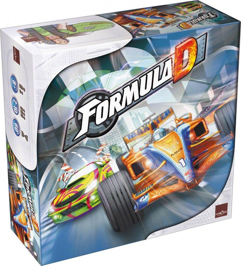 Formula D Photos & Vidéos (11) Un jeu de Eric Randall