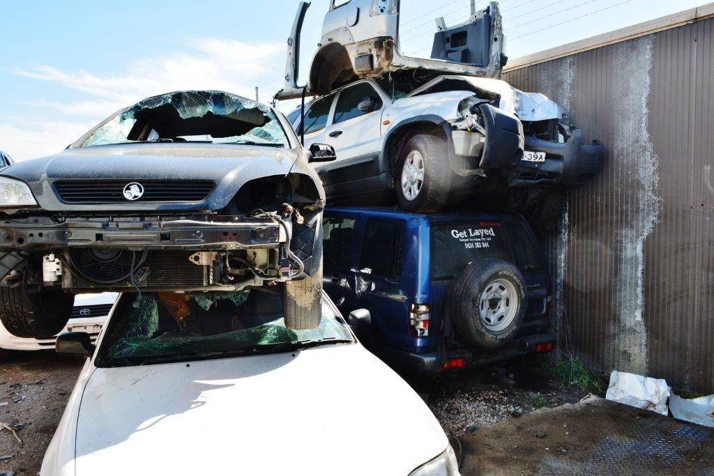 Pin by Galaxy Car Removal on Car Removals Scrap car