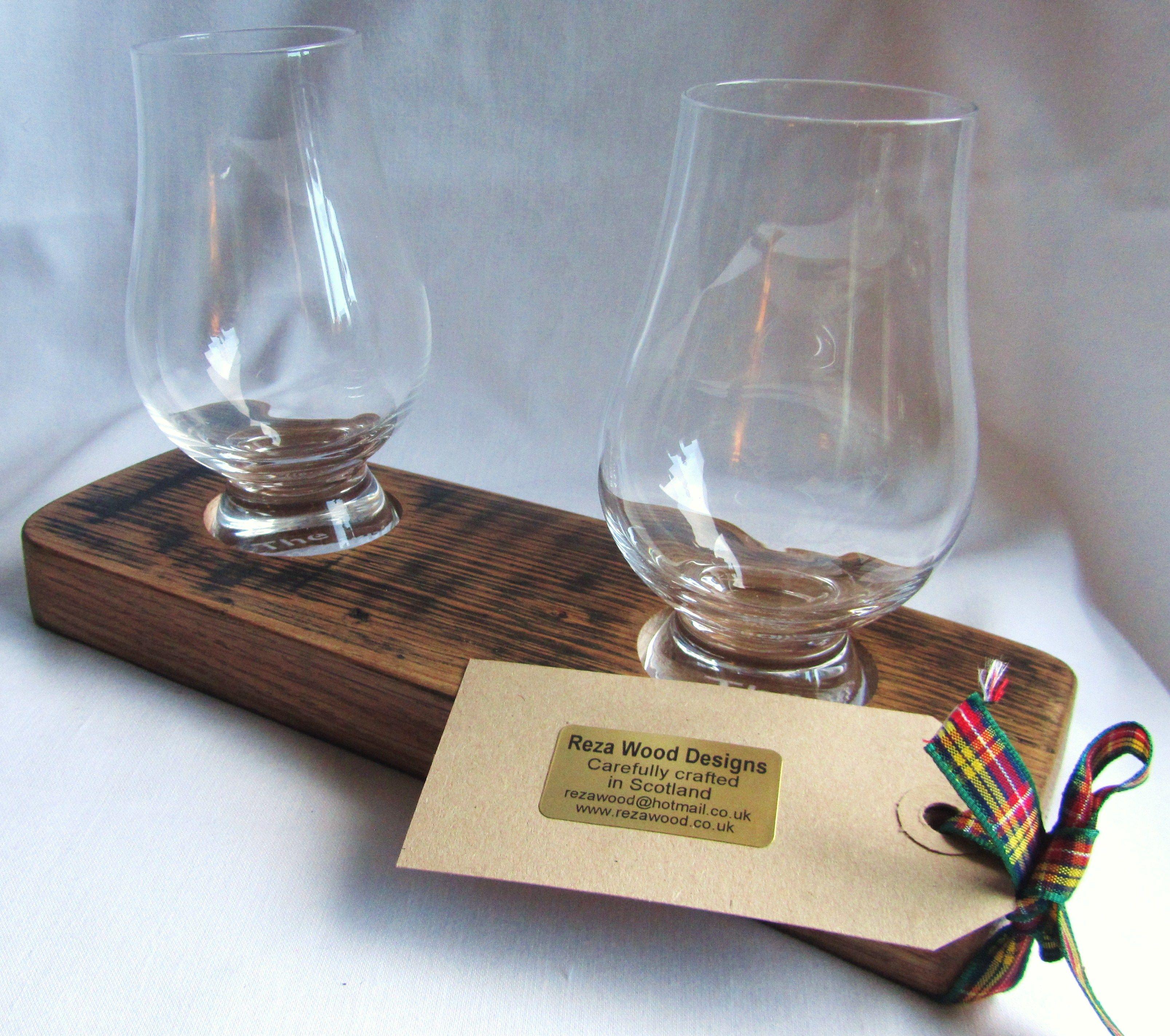 2e4abd4b634 Glencairn Whisky Glass Holder Barrel Projects