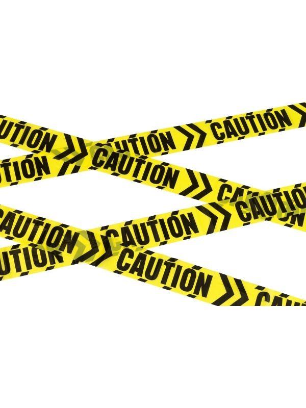Caution 6mtr Crime Scene//Halloween//Joke//Police//Barrier Tape  Enter If You Dare