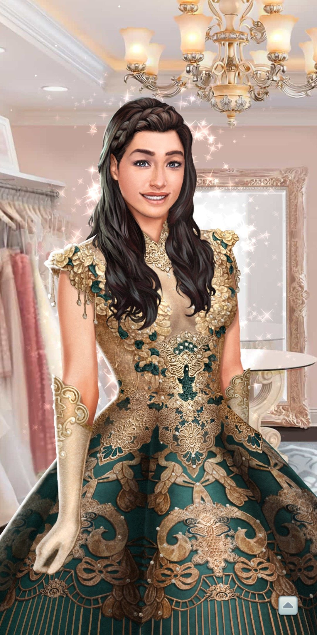 Pin by Lilia97 on The Royal Heir ️ Formal dresses