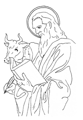 October Saints Coloring Pages You'll Love