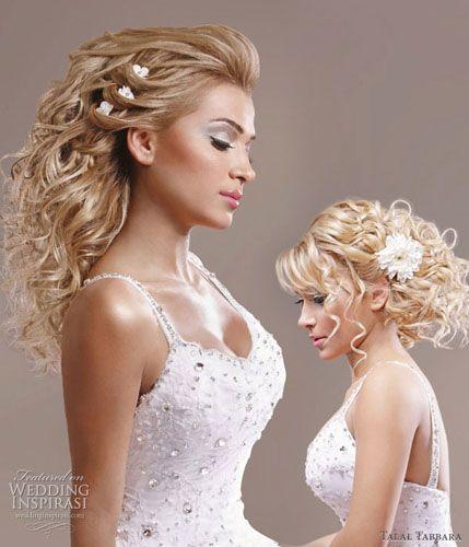 Modele De Aranjare A Parului Cret Pentru Nunta Coafuri