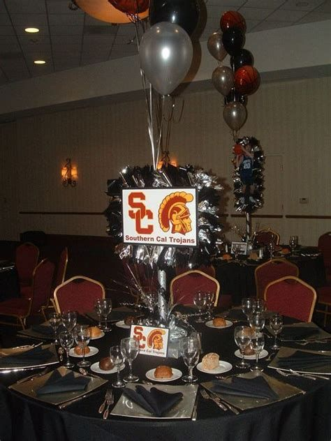 Image Result For Basketball Centerpiece Ideas Basketball